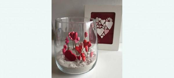 Creatief voor Valentijn