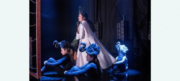 Het zwanenmeer, de opera