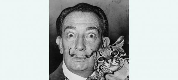 Kunstlabo: Dalí