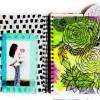 Een kunstig dagboek