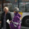 Op weg met trein en bus