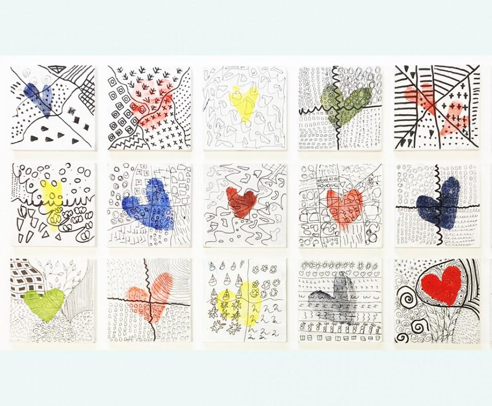 Tentoonstelling 'Kunst-Droom' 2019