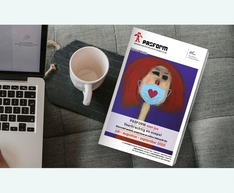 Vanaf 30 juni kan jij de nieuwe brochure in de brievenbus verwachten